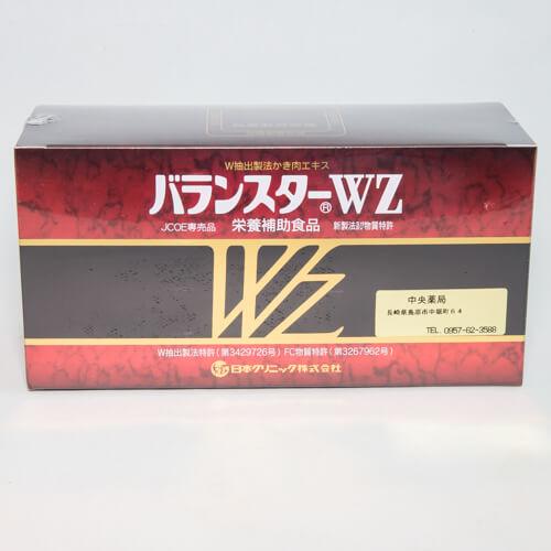 バランスターWZ 4錠 x 10袋 3個