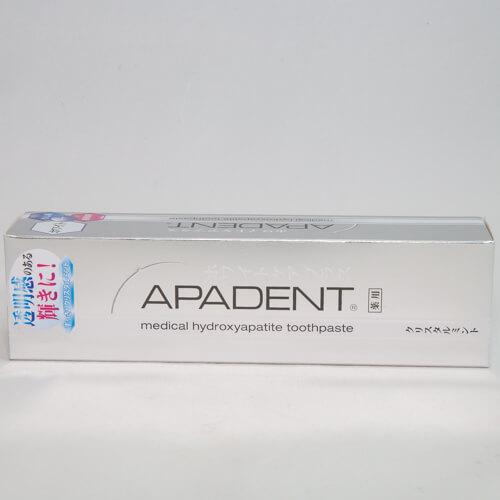 アパデント ホワイトケアプラス 90g