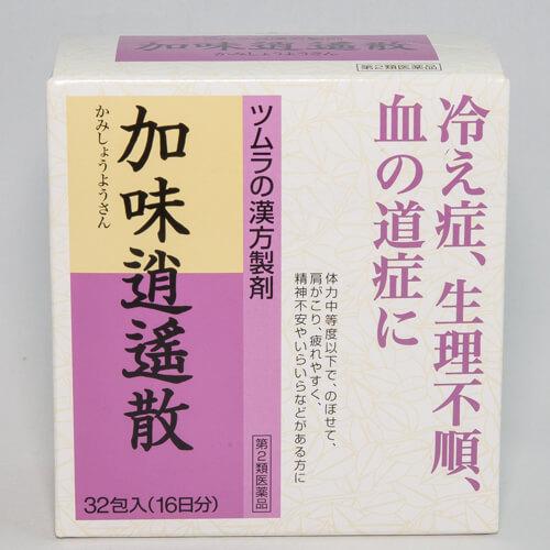 ツムラ 加味逍遥散エキス 32包(16日分)