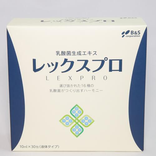 乳酸菌生成エキス レックスプロ 10ml x 30本